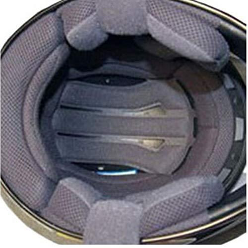 HJC Helmets IS-Max 2 Liner Off-Road Motorcycle Helmet Accessories - Black/X-Large 12mm