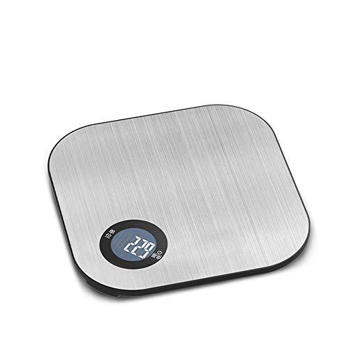 Básculas de cocina Báscula de Alimentos Horno doméstico Báscula electrónica Peso de gramo pequeño Báscula electrónica de Alimentos