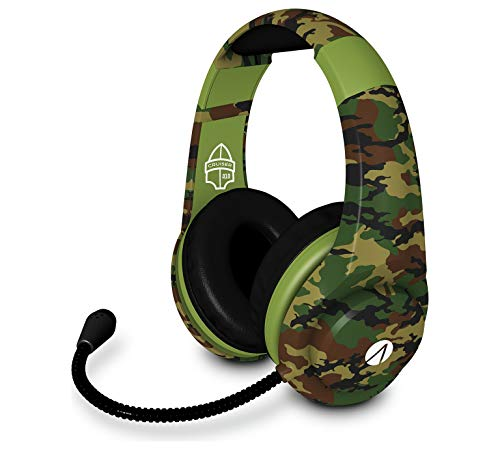 XP-Cruiser Woodland Camo Multi Format Stereo Gaming Headset (PS4)