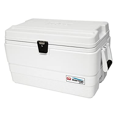 Igloo Marine Ultra Cooler (White, 54-Quart)