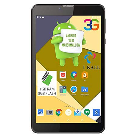 IKALL N9 Tablet 7inch1 GB 8 GB WiFi 3G Black