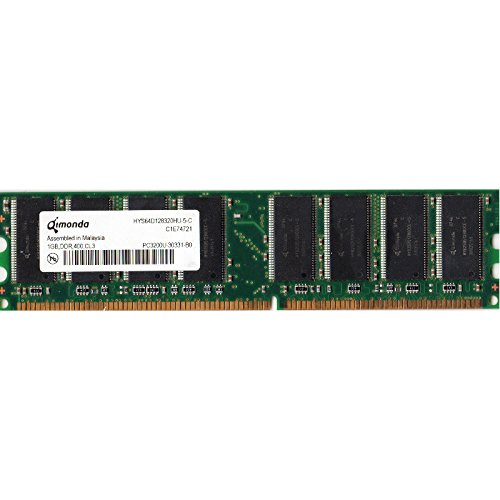 1024MB DDRRAM Infineon/Qimonda Orig. PC400 CL3