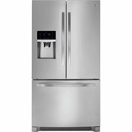 Kenmore 70443 21.9 cu. ft. French Door Refrigerator, Stainless Steel
