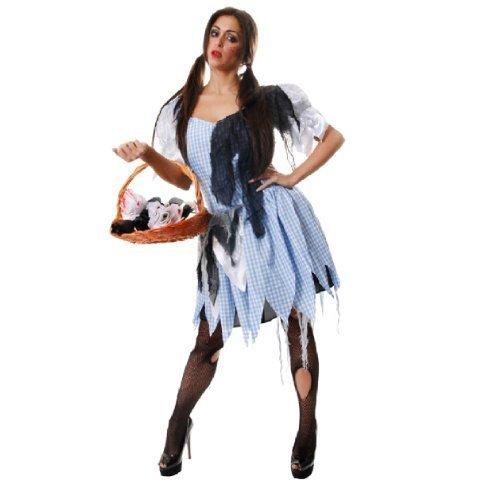 - Dorothy Zombie Halloween Kostüm