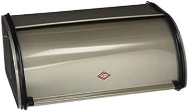 Wesco 212101-03 broodtrommel stalen plaat nieuwzilver h: 13,5 cm, B: 33 cm, D: 21,5 cm
