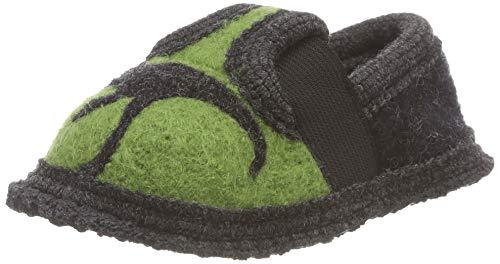 Beck Dino, Zapatillas de Estar por casa Niños, Verde (Grün 22),...