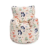 Ready Steady Bed Forest Friends Kids Toddler Armchair | Comfy Children Furniture | Soft Child Safe Seat...