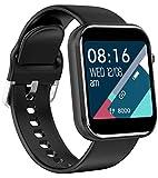 Orologio intelligente Frequenza Cardiaca Fitness Tracker Pressione Sanguigna Addormentato Pedometro Impermeabile Sportivo per Android e IOS