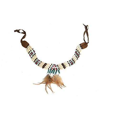 Viving Costumes Viving Disfraces 204761 - Collar Indio (Talla nica)