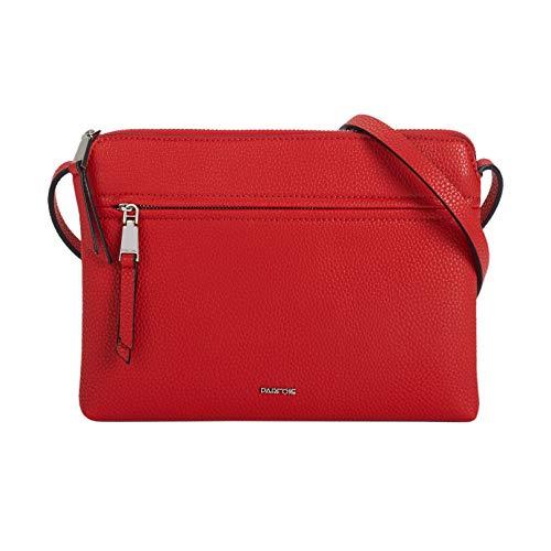 Parfois - Clutch - Bolso Bandolera Bolsillo Exterior - Mujeres - Tallas M - Rojo