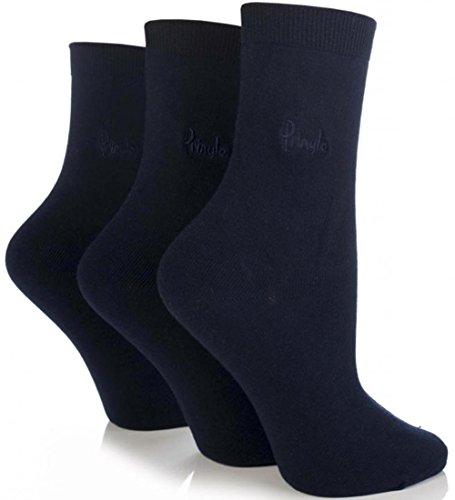 Pringle of ScotlandDamen Socken Blau Navy
