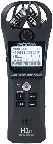 Zoom H1n/UK Handy Recorder
