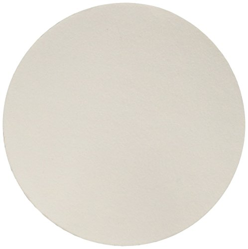 Whatman 1004090–100 Grad 4 qualitativen Filter Papier, 90 mm dick und max Volumen 1621 ML/M (100 Stück)