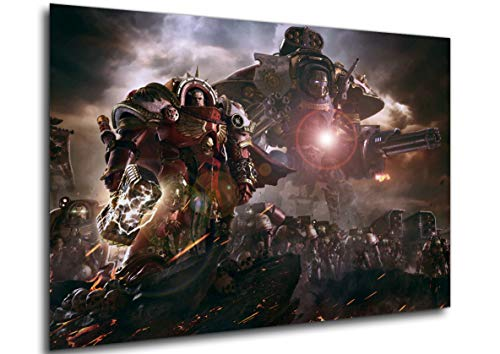 Instabuy Posters Wargame - Warhammer D (Poster 70x50)