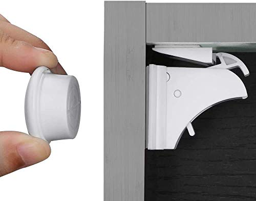 Linkax Magnetic Cabinet Locks