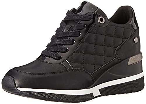 XTI 43236, Zapatillas Mujer, Negro, 38 EU