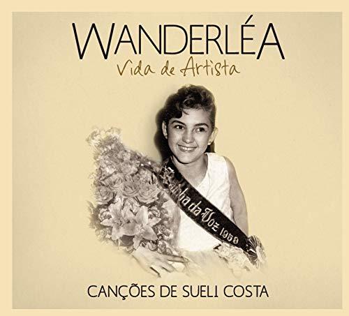 Wanderleia - Vida De Artista - Cancoes De Sueli Costa