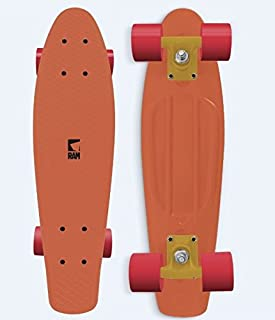RAM OLD school Mini Cruiser{2015} - 55.88 cm melocotoneros - Naranja