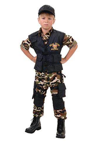 SEAL Team VI Kids Costume - Large