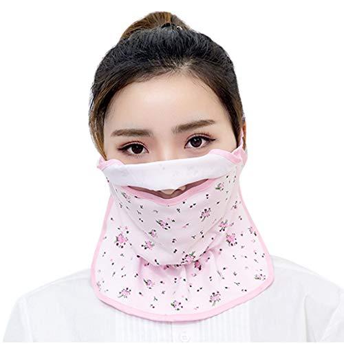 Xuthuly Anti-Staub Wiederverwendbare Baumwolle Mundgesichtsmasken Mundabdeckung für Mann und Frau