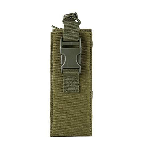 CUILANN Militärische Taktische Molle Pouch Wasserflasche Freien Camping Wandern Jagd Travel Canteen Kettle Holder Bag (Color : OD)