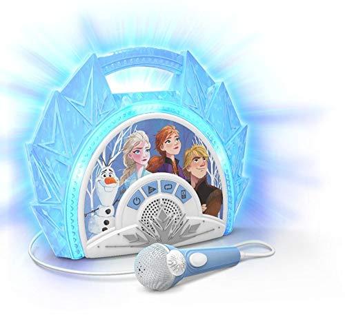 Redstring- Oficial Frozen 2 Altavoz portátil con micrófono,...