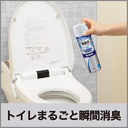 エステー『消臭力トイレ用スプレー』