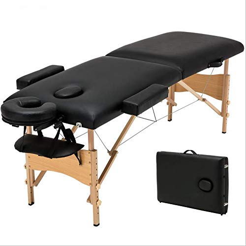 Opvouwbare Protable Massage Tafel Salon Beauty Bed Tattoo Draaibank Verstelbare Hoogte Massage Bed Spa Schoonheidsbank 73