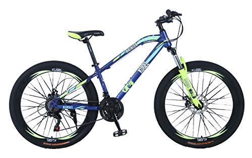 Rainier Mountain Bike 26 inch Shimano (Blue)