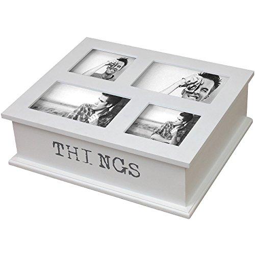Cajas Decorativas Vintage Pequeñas cajas decorativas vintage  Marca Wohaga
