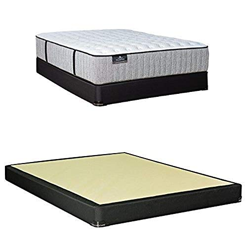 Great Price! Kingsdown Passions Aspiration Firm Mattress and 5 Box Spring, Full