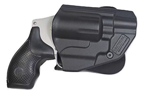 Tactical Scorpion Gear Fast Draw Paddle Holster: Fits S&W J Frame 637 642 638 437 442 2'