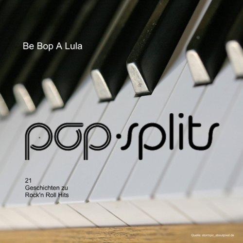 Be-Bop-A-Lula - 21 Geschichten zu Rock'n Roll Hits Titelbild