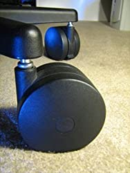 Best Large Oversized HEavy Duty Caster Wheels For Office Chairs