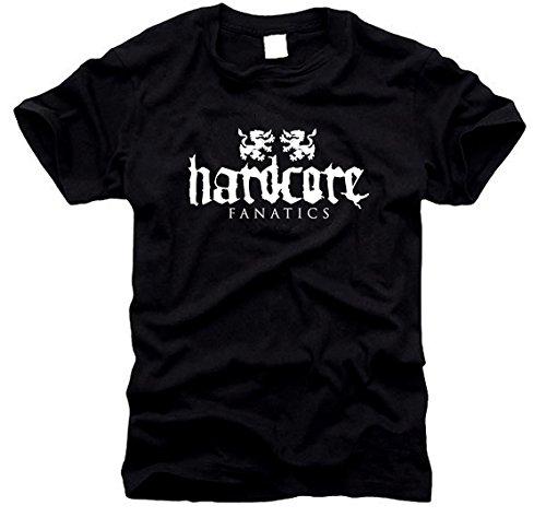 HARDCORE FANATICS T-shirt Taille M