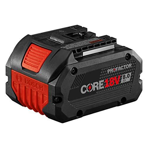 Bosch GBA18V80 CORE18V 8.0 Ah Performance...