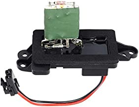 PartsSquare Manual A/C Blower Motor Resistor Compatible with Buick Rainier 2004-2007 Replacement for GMC Envoy,Chevy Trailblazer,Isuzu Ascender 02-09 Replacement for Olds Bravada 02-04 89019100
