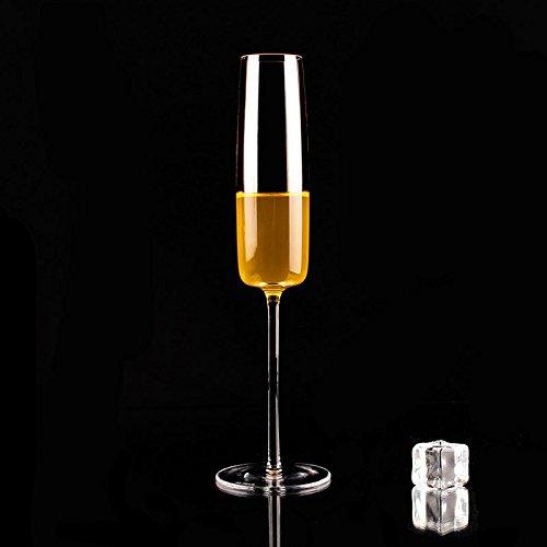 JARONG Verre De Champagne En Verre Tasse Tasse Vin Rouge Vin Tasse Créative