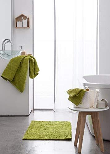 Today Gants de Toilette, Coton, fougère, 16x21