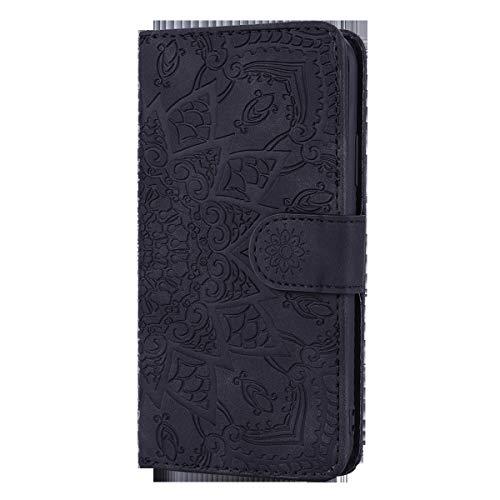 Galaxy S20+ (S20Plus) Hülle Handyhülle, Premium Leder Flip Schutzhülle[TPU-Schutz] [Standfunktion] [Kartenfächer] [Magnetverschluss] lederhülle klapphülle für Samsung Galaxy S20 Plus -