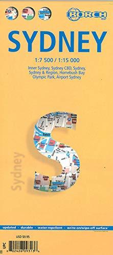Sydney, Borch Map: Sydney, Inner Sydney,...