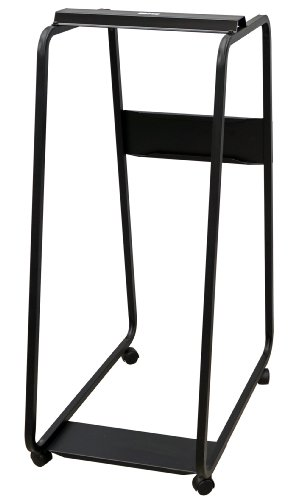 Hang-A-Plan, Mobile Blueprint Storage Rack Stand, Capacity for 3000 Plans on 20 Clamps 18' - 36' (Sold Separate)