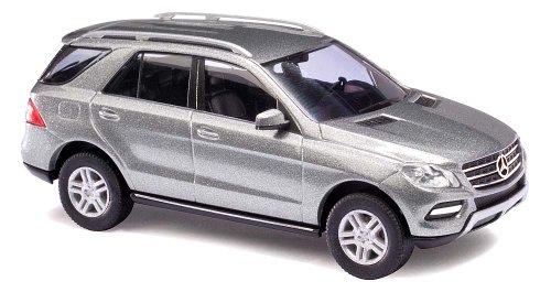 Busch Voitures - BUV43315 - Modélisme Ferroviaire - Mercedes Benz M-Klasse - CMD - Gris Métal