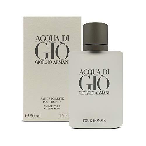 Armani Acqua Di Gio Homme Eau de Toilette Vaporizador 50 ml