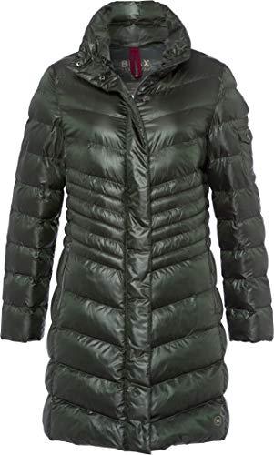 BRAX Damen Style Basel Mantel, Khaki, 38
