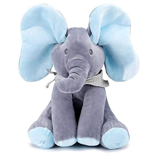 Peek A Boo Elephant Interactive ...