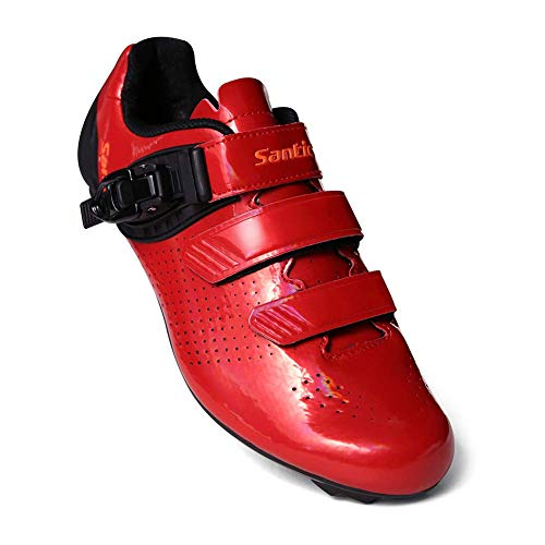 Santic Bike Shoes Cycling Shoes Indoor Road Cycling Shoes