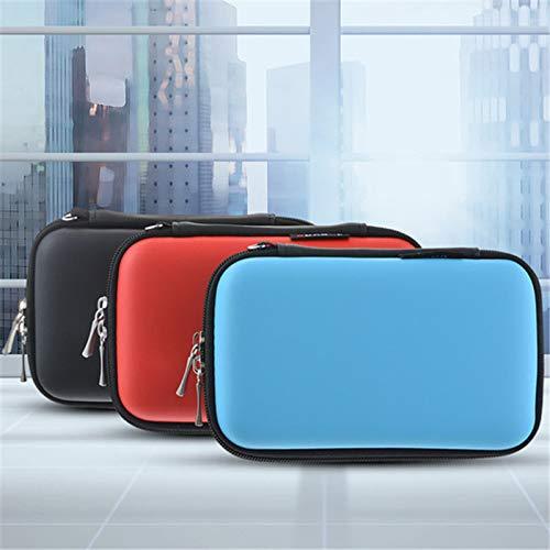 Hoofdtelefoon Lijn Storage Box Data Line Kabel Opslag Tas Digitaal Product Munt U Disk Container Headset Beschermende Mouw