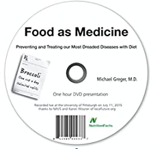 Food As Medicine - Dr. Greger's Evidence-Based Nutrition DVD Series