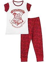 HARRY POTTER - Pijama para niñas - Hogwarts 12-13 Años